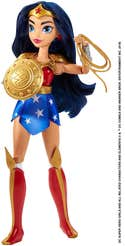 DC Super Hero Girls Wonder Woman Transformación