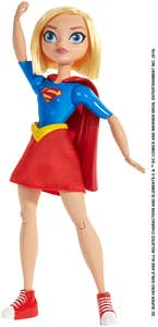 DC Super Hero Girls Supergirl Transformación