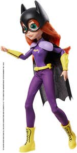DC Super Hero Girls Batgirl Transformación