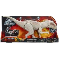 Mattel Jurassic World Dinosaurio Indominus Rex GCT95