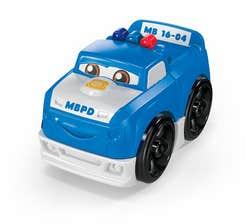 Mega Bloks® Mi Primer Vehículo De Policía