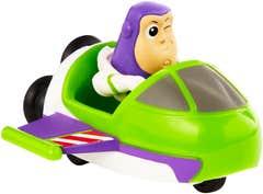 Disney Pixar Buzz Lightyear con nave espacial