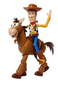 Disney Pixar Toy Story Woody y Tiro al Blanco