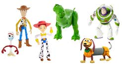 Disney Pixar Toy Story Paquete de 6 figuras