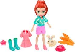 Polly Pocket Lila y Bonita