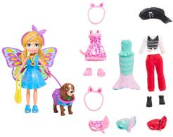 Polly Pocket Pack de disfraces