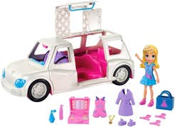 Polly Pocket Limusina de lujo
