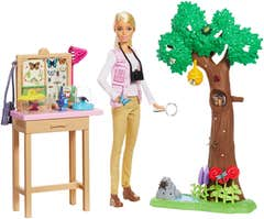Barbie Careers Nat Geo Cuidadora De Mariposas