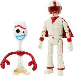 Disney Pixar Toy Story Forky y Duke Caboom