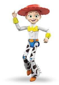 Disney Pixar Jessie figura parlante