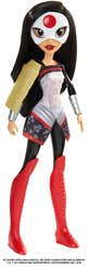 DC Super Hero Girls Muñeca Katana