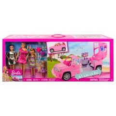 Mattel Barbie Limosina de Hermanas GFF58