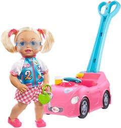 Mattel Little Mommy Paseo con Burbujas