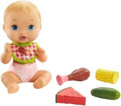Little Mommy Wonder Nursery Comiditas Sorpresa