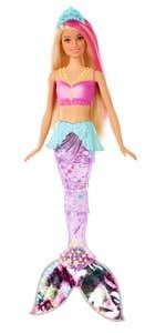 Barbie Dreamtopia Sirena Brillante
