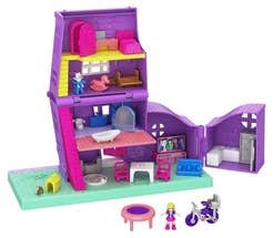 Polly Pocket Micro Pollyville Casa de Polly