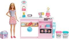 Barbie Cocina Y Crea Chef Pasteles Masitas