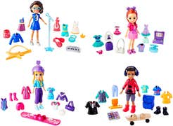Polly Pocket Super colección de modas