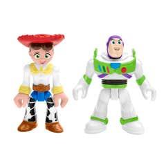 Imaginext Toy Story Legacy Buzz y Jessie