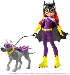 DC Comics DC Super Hero Girls Batgirl + Ace