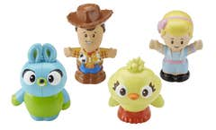 Fisher-Price 4pack Woody y Amigos