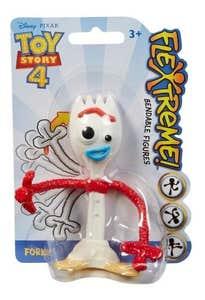 "Mattel Toy Story Figura Flexible 4"" Forky 1005GGL00-2"
