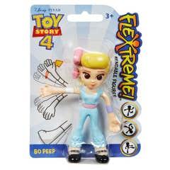 "Mattel Toy Story Figura Flexible 4"" Bo Peep 1005GGL00-3"