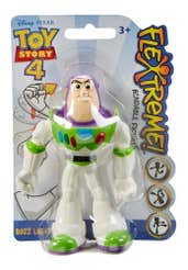 "Mattel Toy Story Figura Flexible 4"" Buzz 1005GGL00-4"