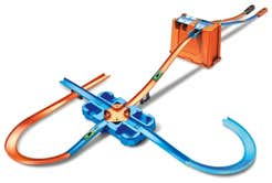 Hot Wheels Track Builder Caja Acrobacias Deluxe