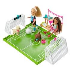 Barbie Dreamhouse Muñeca Chelsea Futbolista