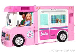 Barbie Estate Cámper De 3 En 1