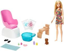 Barbie Fashionista Mani/ Pedi Salón