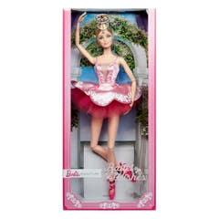 Mattel Barbie Signature Muñeca de colección de Ballet GHT41