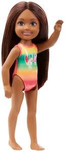 Barbie Familia Amiga de Chelsea Playa
