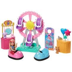 Barbie Club Chelsea Chelsea Parque de Diversiones