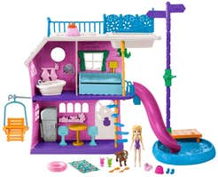 Polly Pocket Casa del Lago