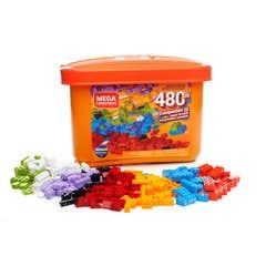 Mega Construx™ Mega Caja de 480 Micro Bloques