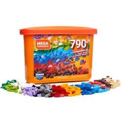 Mega Construx™ Mega Caja de 790 Micro Bloques