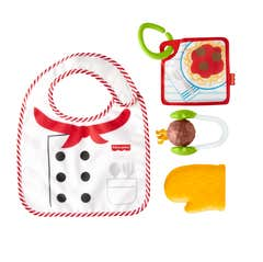 Mattel Fisher-Price Kit de Regalo Chef Espagueti