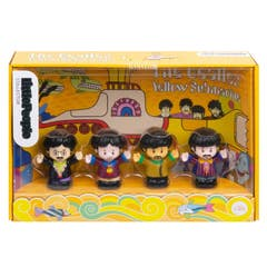 Mattel Fisher-Price Little People Los Beatles GJD61