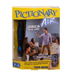 Pictionary Air Juego de Mesa Familiar