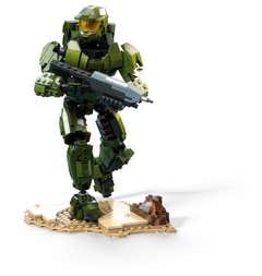 Mega Construx™ Halo Figura Master Chief