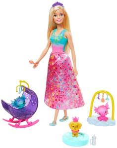 Barbie Dreamtopia Muñeca y Accesorios Rosa