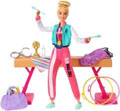 Barbie Careers Set Gimnasta