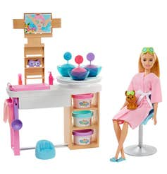 Barbie Fashionista Spa de Lujo