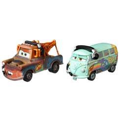 Disney Pixar Mate y Fillmore