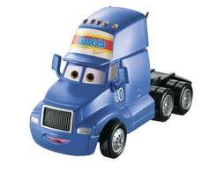 Disney Pixar Gas Its Cab
