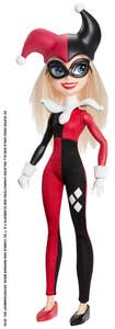 DC Super Hero Girls Muñeca Harley Quinn