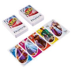 UNO Frozen Juego de cartas