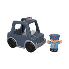 Fisher-Price Little People Auto de Policía